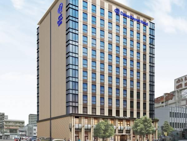 Daiwa Roynet Hotel Matsuyama