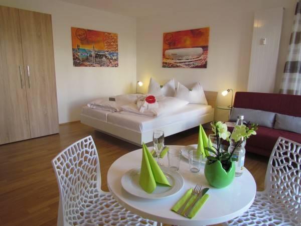 Hotel AMENITY Garden Apartments