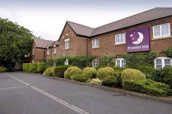 Premier Inn Lichfield North East (A38)