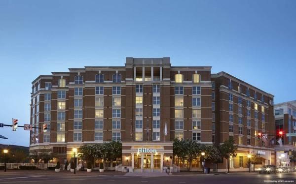 Hotel Hilton Alexandria Old Town