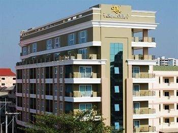 Hotel LK Royal Wing