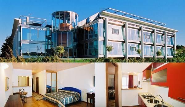 Hotel Antares Apartments