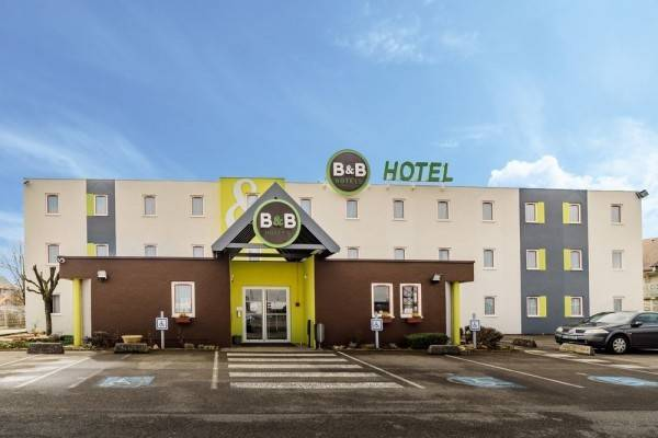 B-B HOTEL DIJON LES PORTES DU SUD