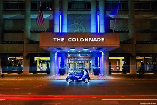 Hotel Colonnade Boston Copley Square