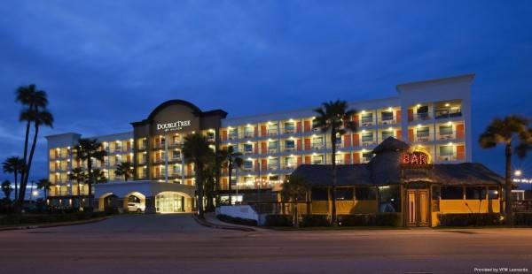 Hotel DoubleTree by Hilton Galveston Beach
