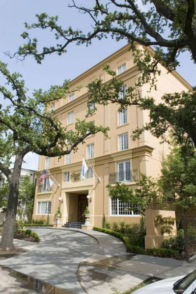 Hampton Inn New Orleans-St Charles Ave-Garden District LA
