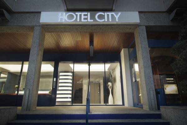 Hotel City Locarno Design & Hospitality