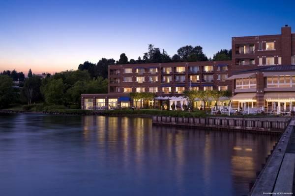 Woodmark Hotel and Still Spa