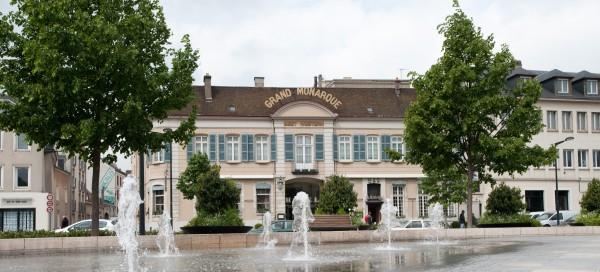 BW PREMIER GRAND MONARQUE HOTEL & SPA