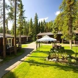 Hotel Sunwapta Falls Rocky Mountain Lodge