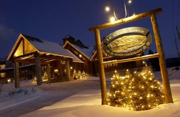Hotel Le Grand Lodge Mont-Tremblant
