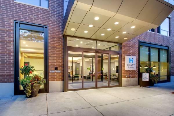 Hotel HYATT house Chicago/Evanston