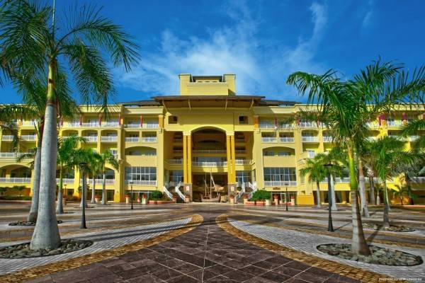Hotel Marriott's St. Kitts Beach Club