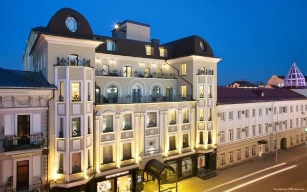 Hotel DoubleTree by Hilton Kazan City Center