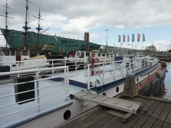 Hotel Intersail boat Christina