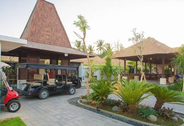 Hotel Lembongan Beach Club and Resort