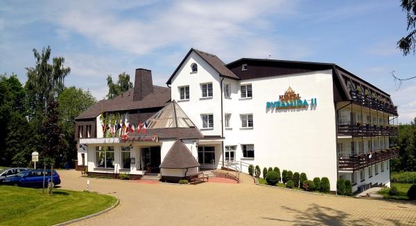Hotel Pyramida 2