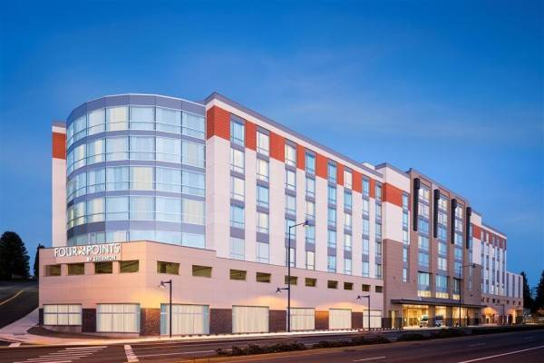 Hotel Four Points by Sheraton Seattle Airport South