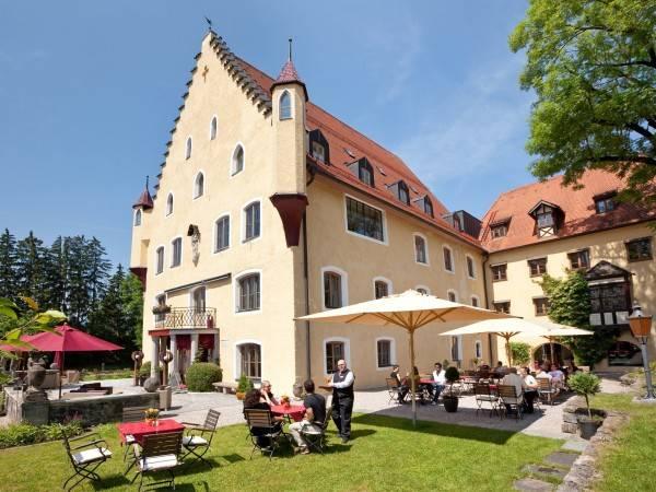 Hotel Schloß zu Hopferau