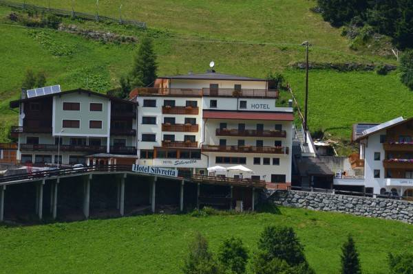 Silvretta Hotel Restaurant