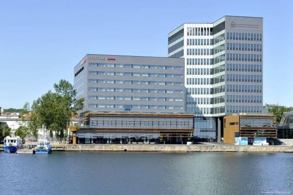 Hotel Courtyard Gdynia Waterfront