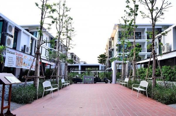 Hotel The Title Resort Phuket