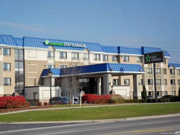 Hotel EXTENDED STAY CANADA TORONTO V