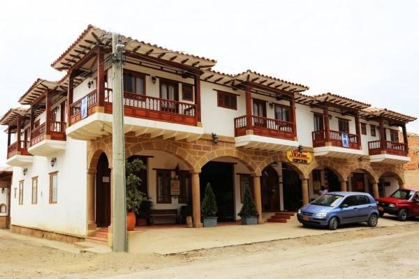Hotel Hospedería Villa de los Sáenz