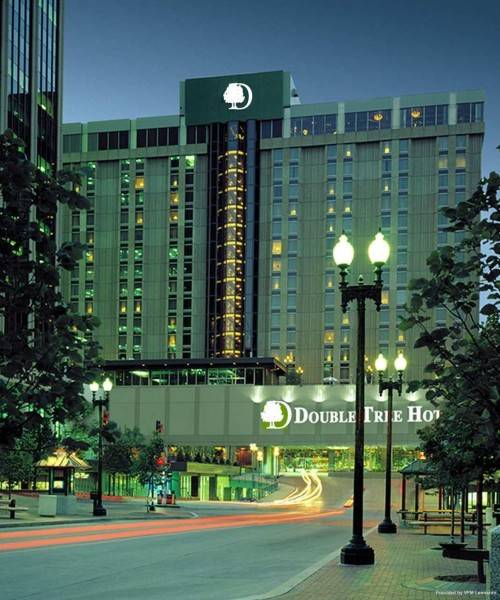 Hotel DoubleTree by Hilton Omaha Downtown