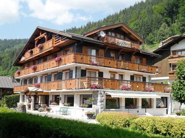 Hotel Alpina Logis