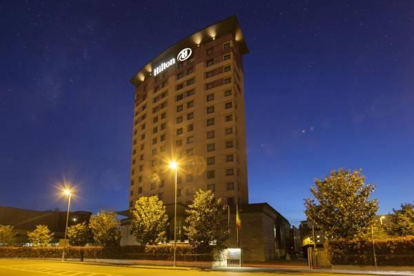 Hotel Hilton Florence Metropole