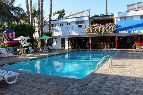 Adventurer Hotel Los Angeles LAX
