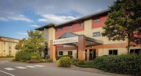 Hotel DoubleTree by Hilton Aberdeen City Centre