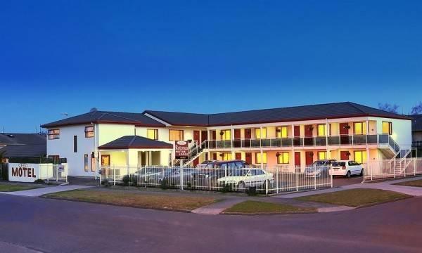 Hotel BK's Rotorua Motor Lodge