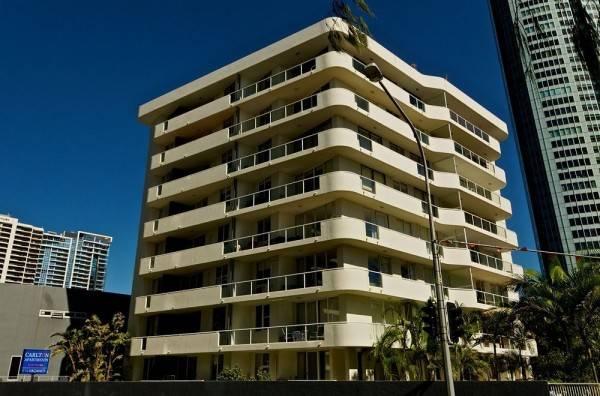 Hotel Carlton Apartments