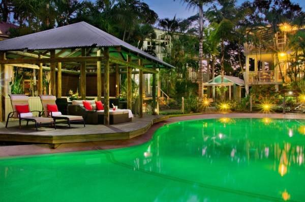 Hotel South Pacific Resort & Spa Noosa