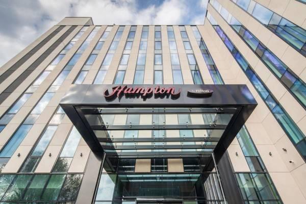 Hotel Hampton by Hilton Warsaw Mokotow