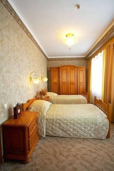 Hotel SVETLANA HEALTH RESORT AND SPA