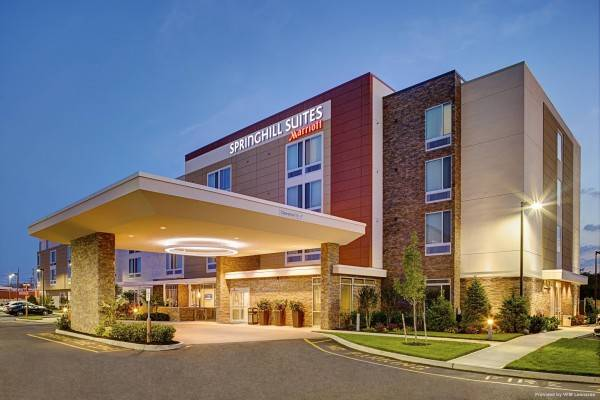 Hotel SpringHill Suites Carle Place Garden City