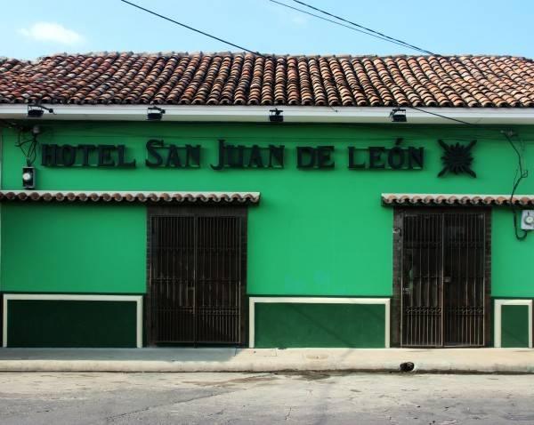 Hotel San Juan de León