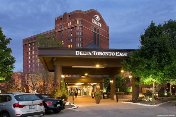 Delta Hotels Toronto East Delta Hotels Toronto East