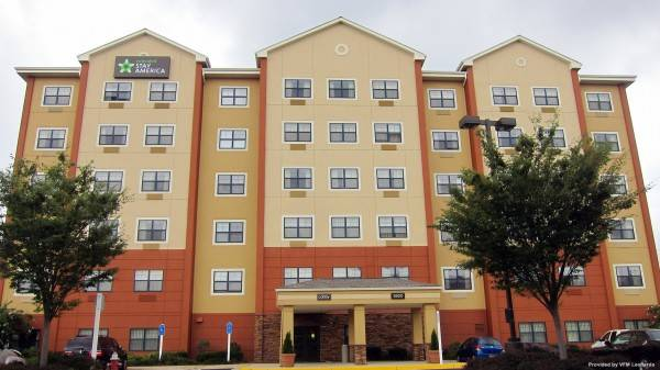 Hotel Extended Stay America Centrevi