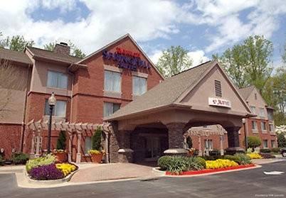 Hotel SpringHill Suites Atlanta Alpharetta