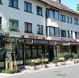 Hotel Schokoladengießer Pfälzer Hof