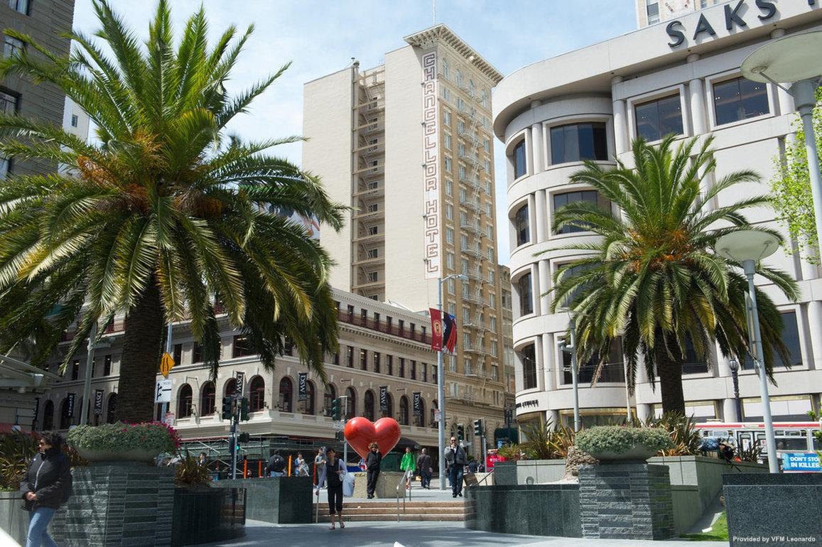 Hotel Chancellor In San Francisco California Hrs