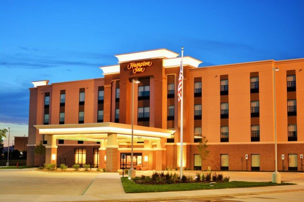 Hampton Inn Lincoln Airport NE