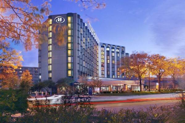 Hotel Hilton Rosemont-Chicago O*Hare