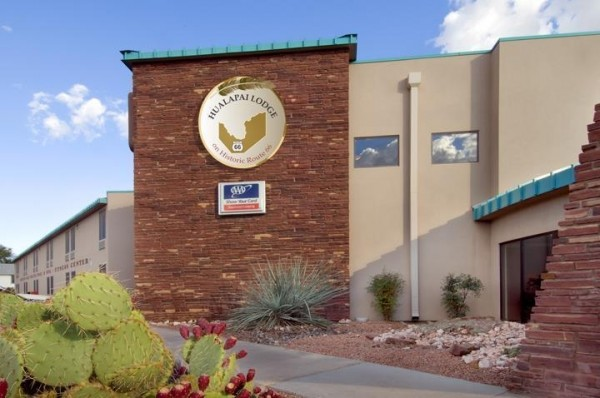 Hotel HUALAPAI LODGE ON HISTORIC ROUTE 66