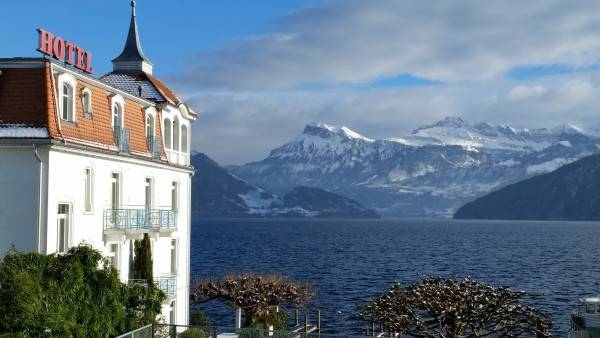Hotel Rigi am See