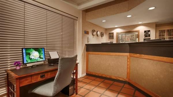 Hotel BEST WESTERN LAMPLIGHTER SDSU